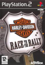 Harley-Davidson Motor Cycle Race Rally