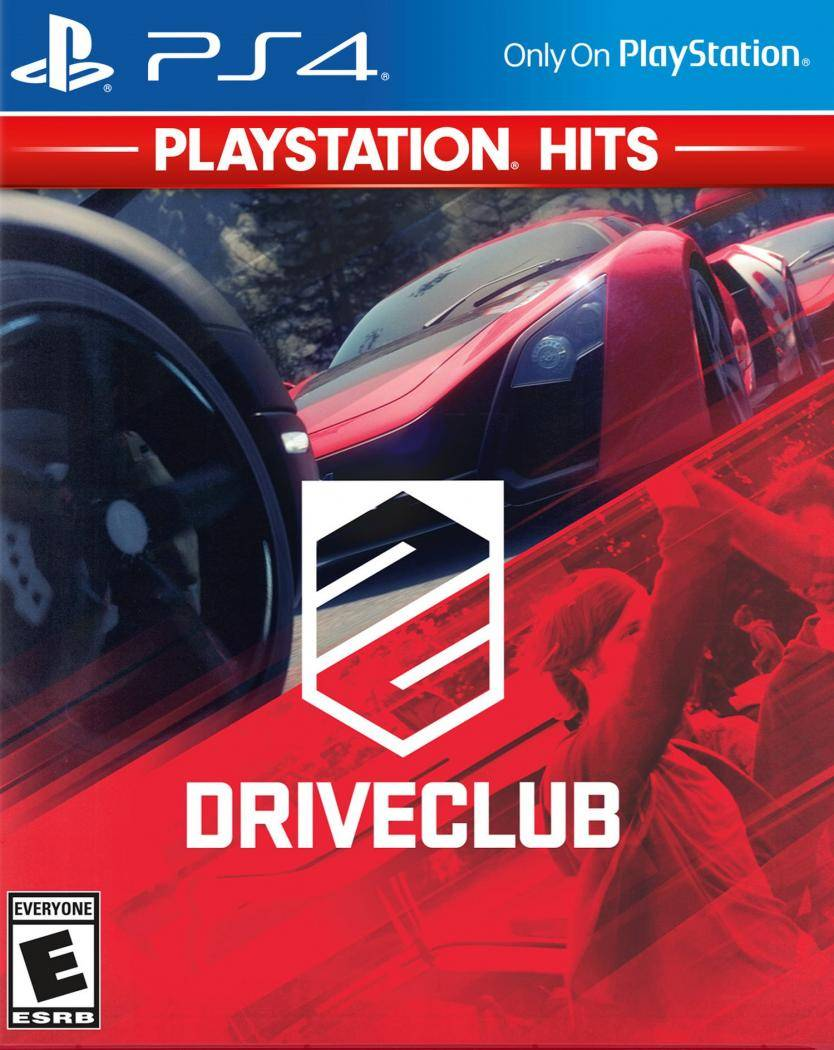 Driveclub (Хиты PlayStation) (PS4) (GameReplay)