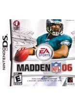Madden NFL 06 (DS)