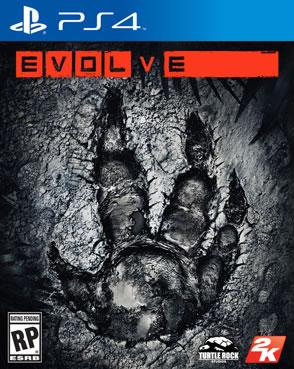 EVOLVE (PS4)