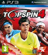 Top Spin 4 (PS3)