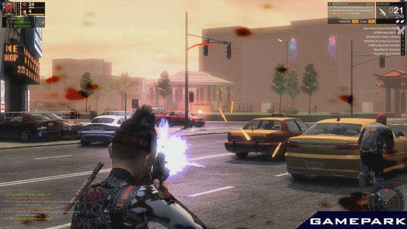 Get one of 20,000 APB beta keys just by signing up.