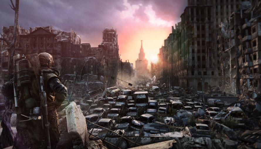 <b>Купить</b> Metro: Last Light (PS3) — Интернет магазин GamePark