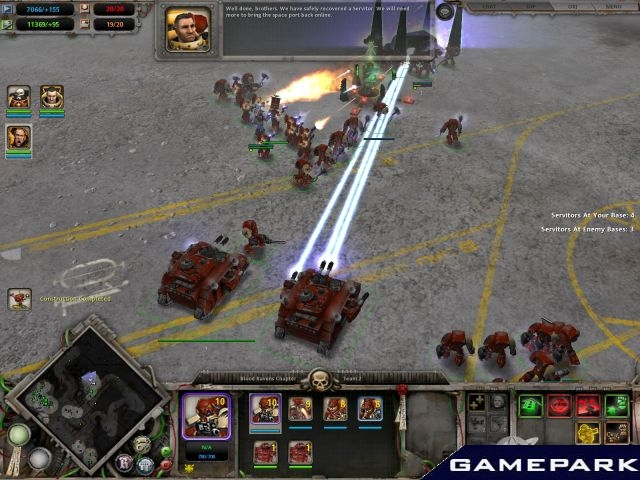 ГОТОВ Warhammer 40k dawn of war dark crusade скачать : доступен на файловом
