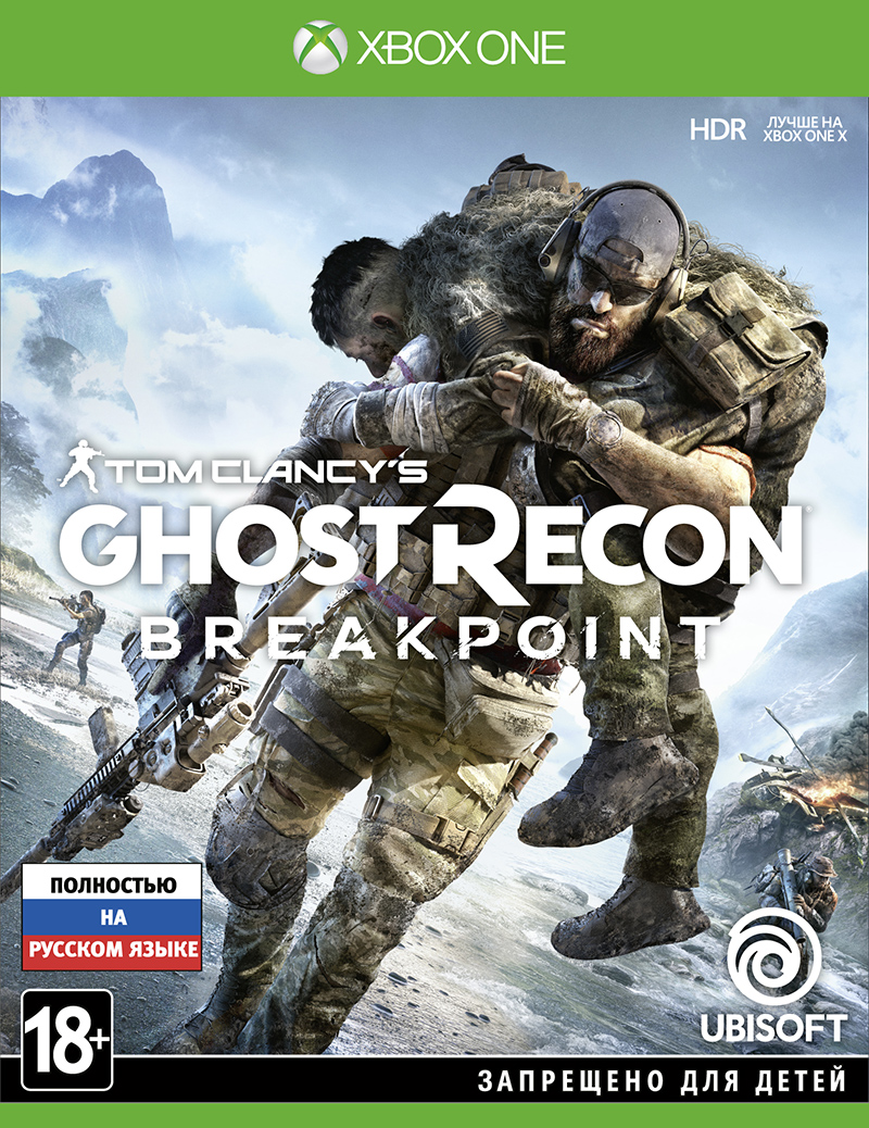 Tom Clancy's Ghost Recon: Breakpoint (Xbox One) (GameReplay)