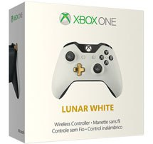 Controller Wireless Lunar White (Xbox One)