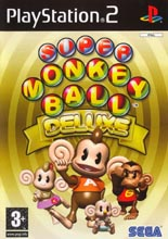 Super Monkey Ball Deluxe (PS2)