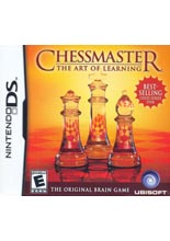 Chessmaster the Art of Learning (DS)