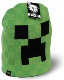 Шапка Minecraft Creeper Face