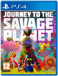 Journey to the Savage Planet Стандартное издание (PS4) фото