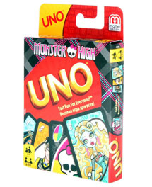 Uno: Monster High