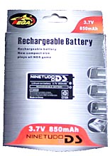 Rechargeable Battery PG-D008