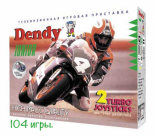 Dendy Junior 104in1