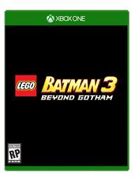 LEGO Batman 3: Beyond Gotham (XboxOne) (Б/У)
