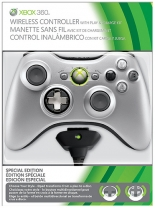 Controller Wireless R + Play & Charge Kit Silver