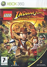 LEGO Indiana Jones: the Original Adventures (Xbox 360)