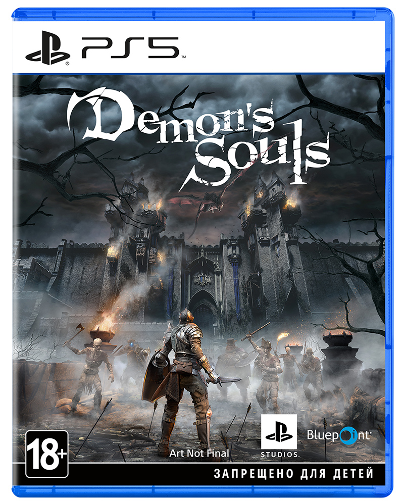 Demon's Souls (PS5) (GameReplay)