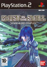 Ghost In the Shell - Stand Alone Complex (PS2)
