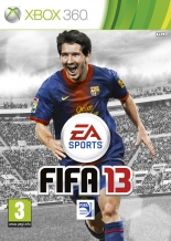 FIFA 13 (Xbox 360) (GameReplay)