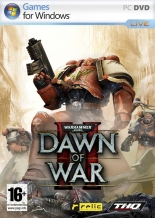 Warhammer 40000: Dawn of War II Chaos Rising (PC-DVD)