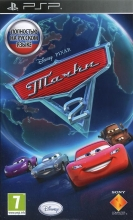 Тачки 2 (Disney/Pixar) (PSP)