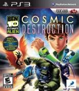 Ben 10: Ultimate Alien Cosmic Destruction (PS3) (GameReplay) от GamePark.ru