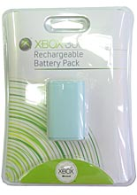 Rechargeable Battery Pack синий