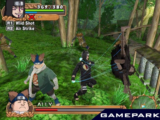 Naruto: clash of ninja 2 naruto: konoha ninpouchou naruto: ninja council naruto : ultimate path of the ninja 2 naruto