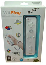 Wii Play & Remote (Wii)