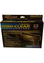 Пистолет High-Clear Games Light Gun 100Hz