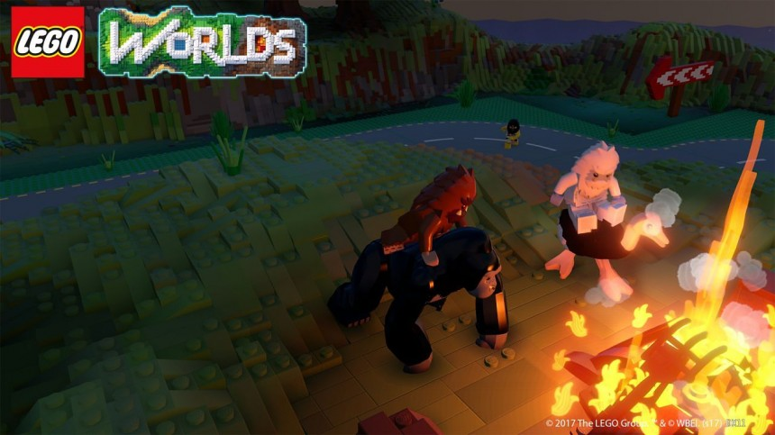 Lego Legends of Chima Online now in open beta - Polygon