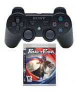 Controller Wireless SIXAXIS + Prince of Persia (PS3)