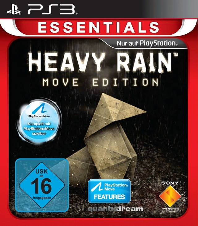Heavy Rain Move Edition /ENG/ (PS3) (GameReplay)