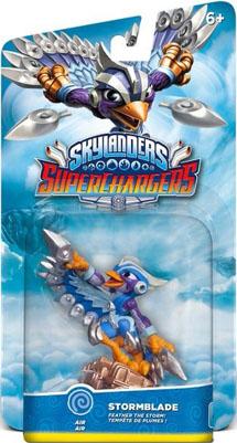 Skylanders SuperChargers Суперзаряд Stormblade