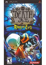 Death Jr. II Root of Evil (PSP)
