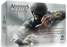 Assassin's Creed: Assassin's Gauntlet with Hidden Blade