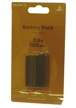 Battery Pack 3.6V 1200mAH for PSP ser. 2000
