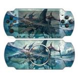Наклейка PSP 3000 Акула (PSP)
