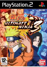 NARUTO: Ultimate Ninja 3 (PS2)