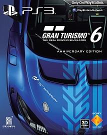 Gran Turismo 6 Anniversary Edition (PS3)
