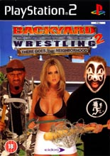 Backyard Wrestling 2:ThereGoesNeighborhod