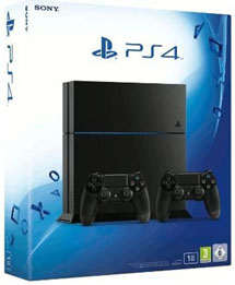 Sony PlayStation 4 1Tb + Dual Shock 4