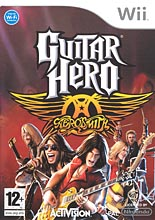 Guitar Hero Aerosmith (Wii)