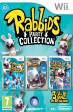 Rabbids Trilogy(Wii)