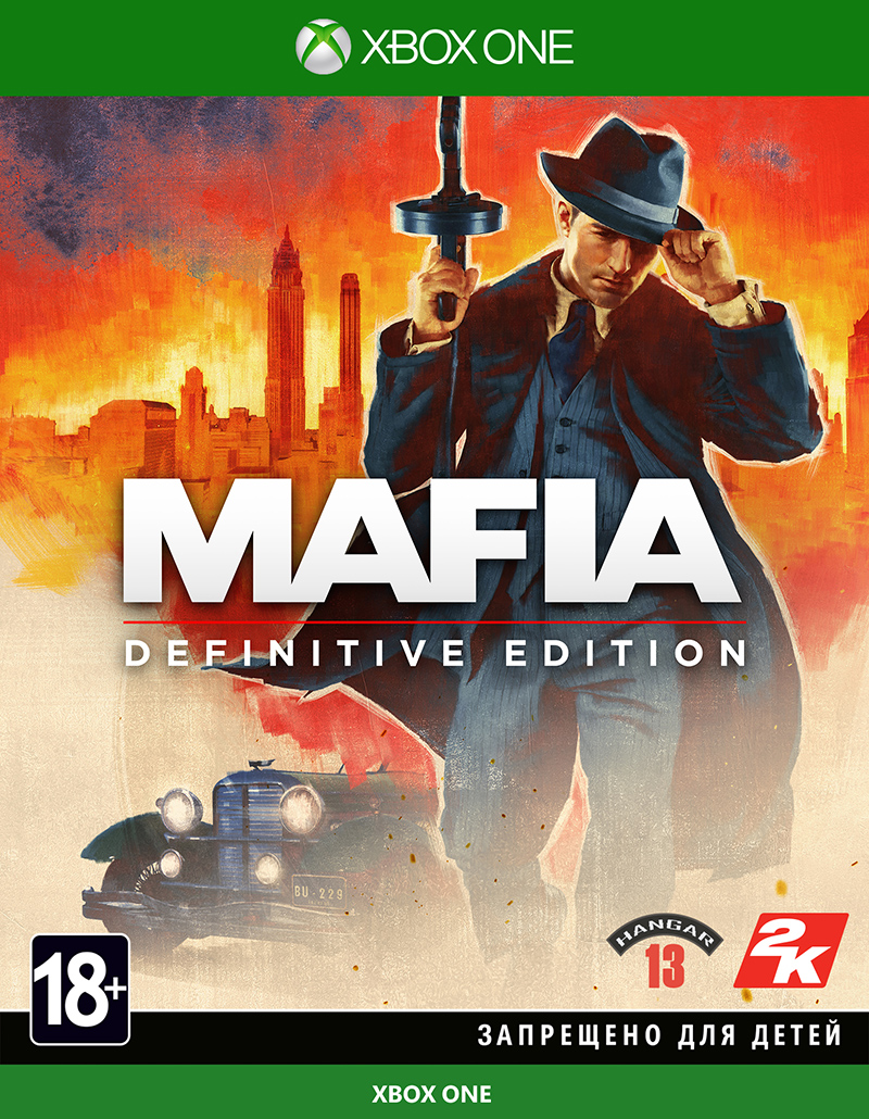 Mafia: Definitive Edition (Xbox One) (GameReplay)