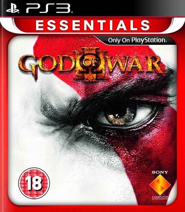 God of War 3 (III) (PS3)
