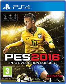 Pro Evolution Soccer 2016 (PS4)