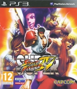 Super Street Fighter IV / 4 (PS3) (GameReplay)