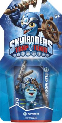 Skylanders: Trap Team Flip Wreck