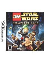 Lego Star Wars the Compelete Saga